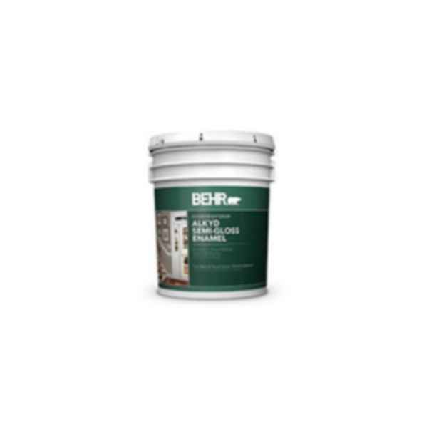 BEHR® Alkyd Semi-Gloss Enamel No. 3900