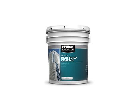 Behr premium high build coating no 4700 for Behr barn and fence paint