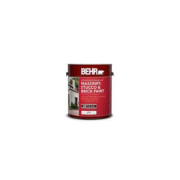 BEHR® Masonry, Stucco & Brick Paint - Flat No. 270