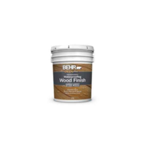 BEHR PREMIUM® Transparent Log Home Gloss Finish No. 15
