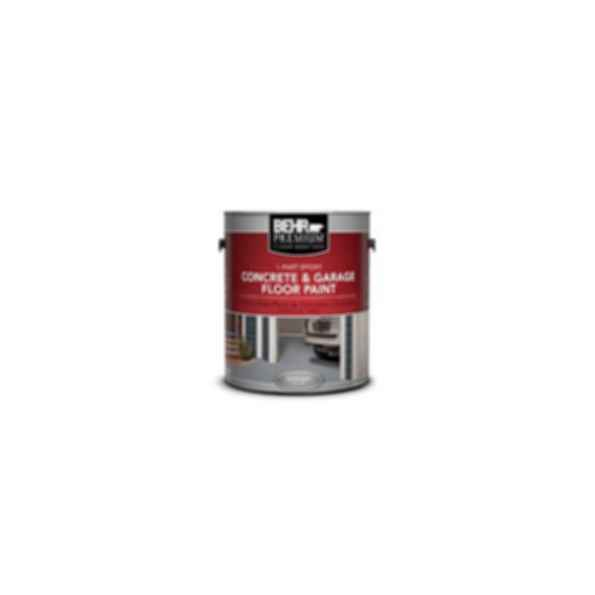 BEHR PREMIUM® 1-Part Epoxy Concrete & Garage Floor Paint No. 900