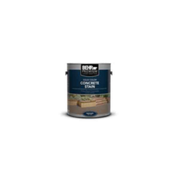 BEHR PREMIUM® Solid Color Concrete Stain No. 800