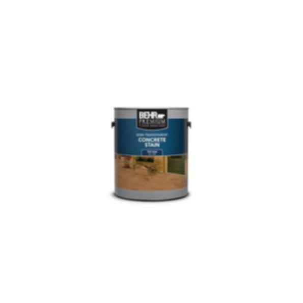 BEHR PREMIUM® Semi-Transparent Concrete Stain No. 850
