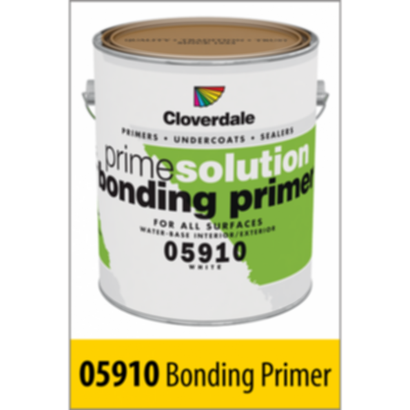 Interior/Exterior Waterborne Acrylic Bonding Primer