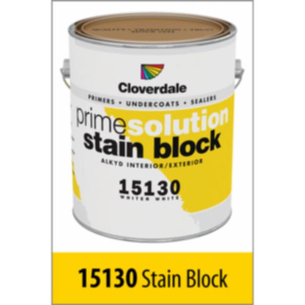 Interior/Exterior Alkyd Stain Blocking Primer