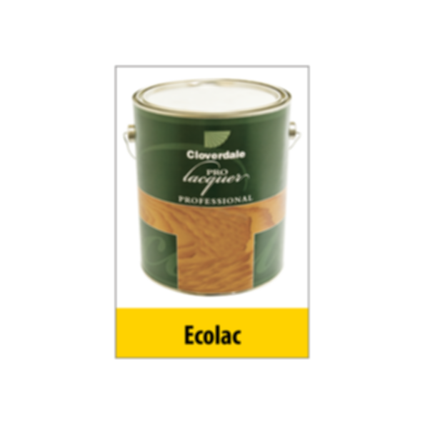 Ecolac Waterborne Lacquer