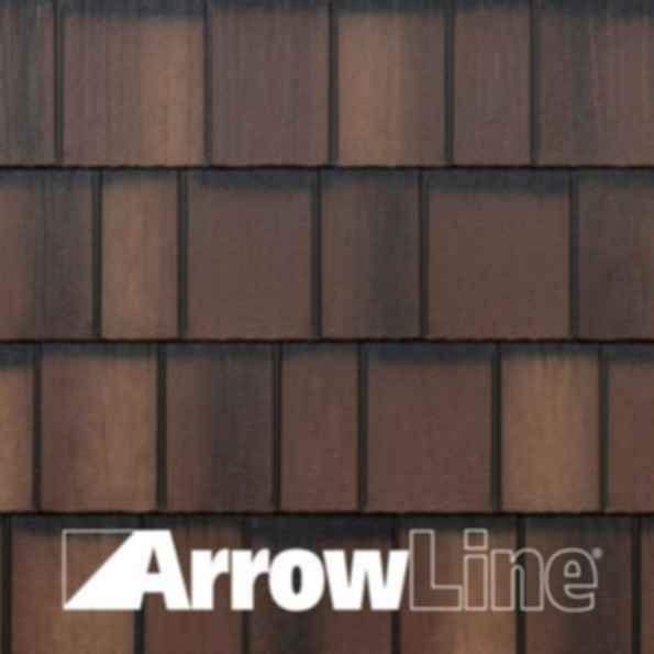 Permanent Metal Slate Roofing - Arrowline®