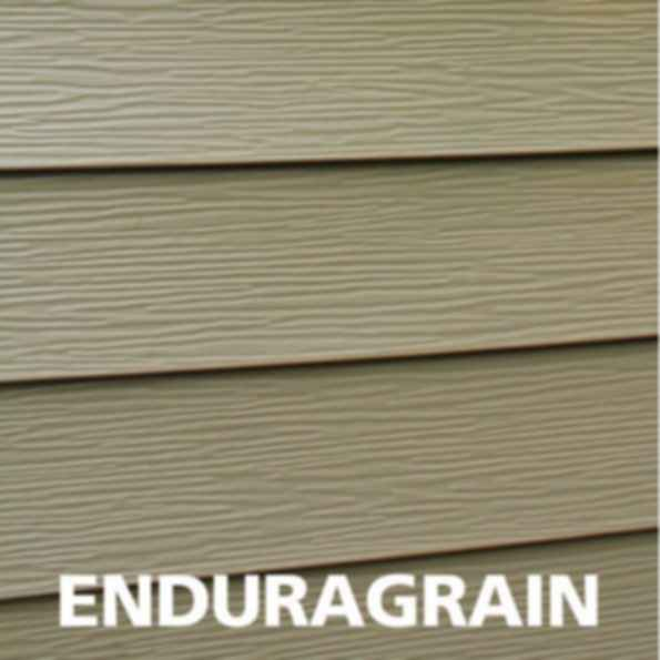 Coated Steel Siding - ENTEX®