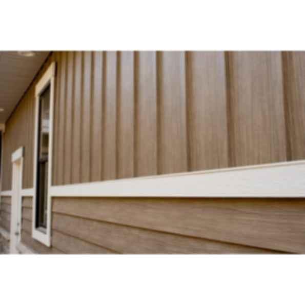Board and Batten Steel Siding - TruCedar®