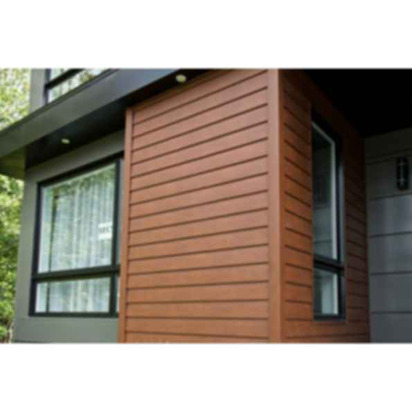 "Single 6"" Steel Siding"