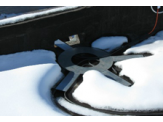 Roof & Drain De-Icing Systems - canale/scupper jig