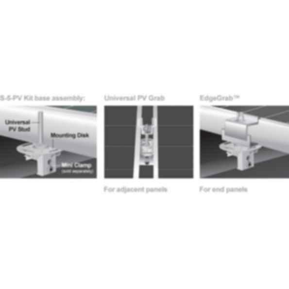S-5! PV Kit Solar Attachment