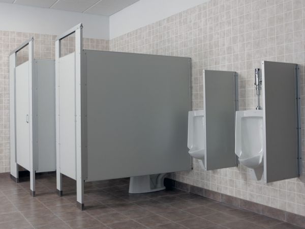 Alluring 90 bathroom partitions chicago inspiration of for Knickerbocker bathroom partitions