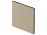 ThermalSafe® NEF Fastener Fire Resistant Panel