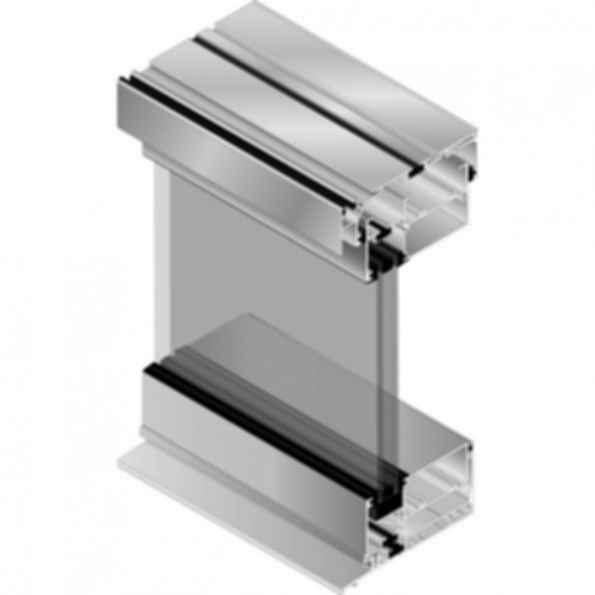 MetroView™ FG 501T Window Wall