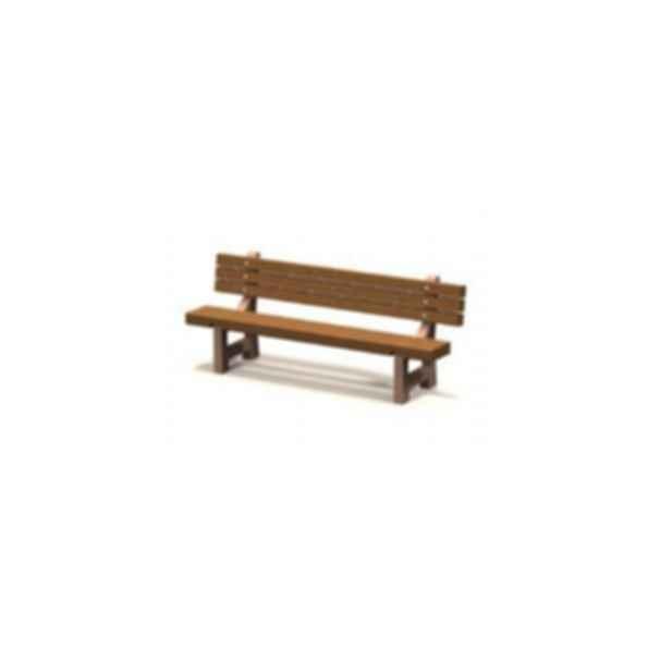 PB-W Concrete Bench