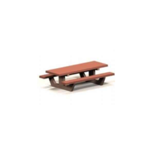 Square RT-LA Table