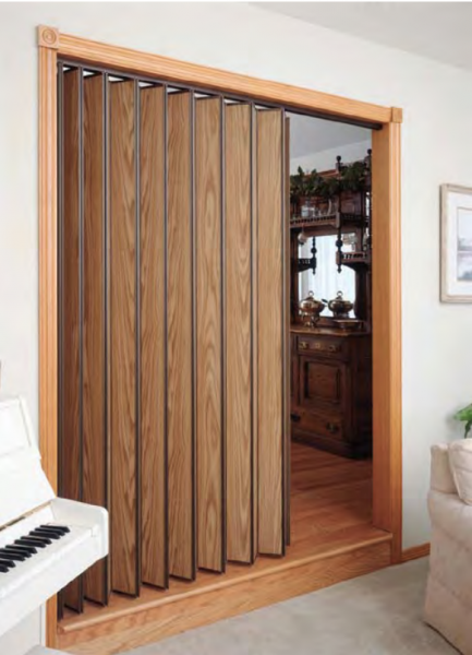Series 220 Residential Commercial Accordion Doors