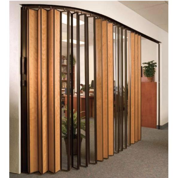 Series 440 Security Accordion Doors Modlar
