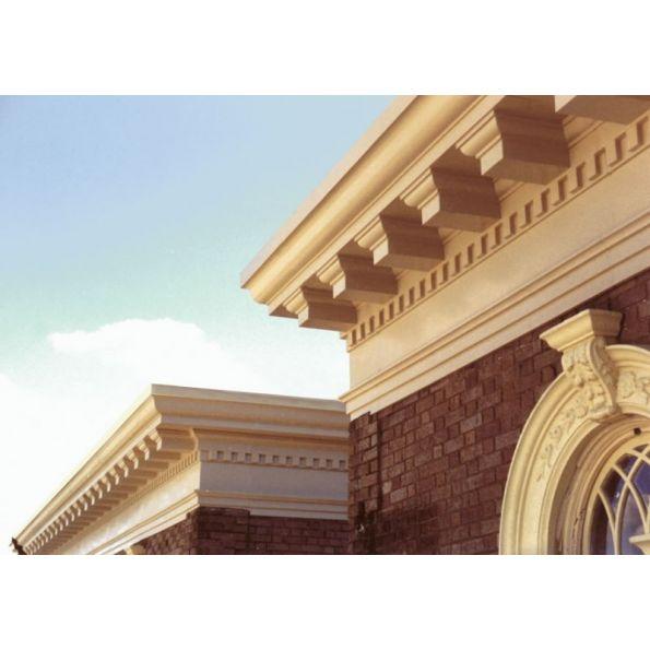 FRP Classic™ Fiberglass Cornice - modlar com