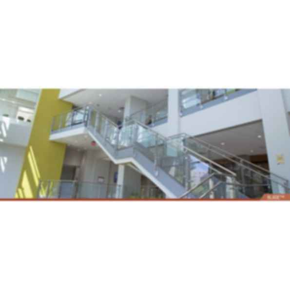 BLADE™ Glass Railing Systems