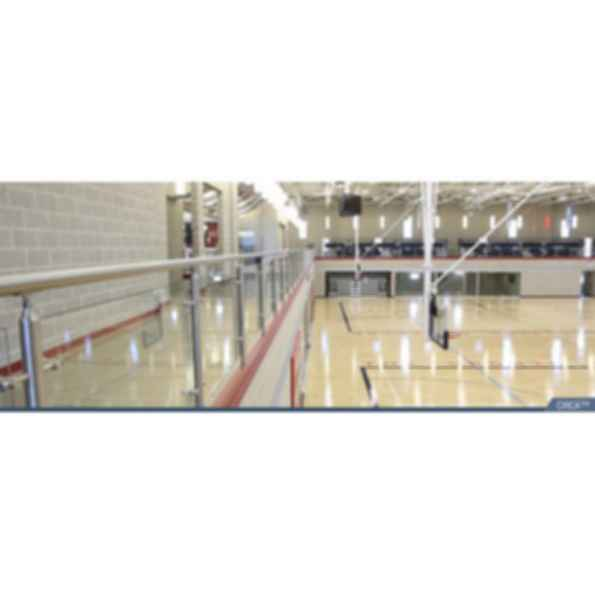 CIRCA™ Glass Railing System