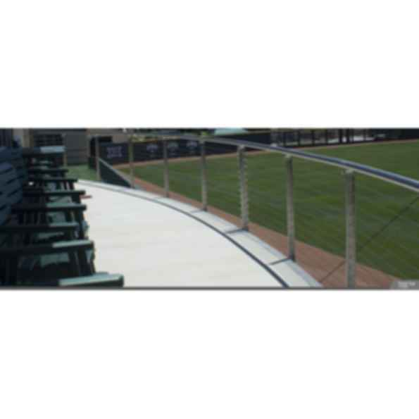 TEE™ Stainless Steel Cable Railing Systems