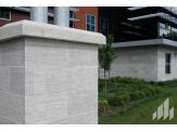 Blue Grey Full Bed Adair® Limestone Masonry Unit