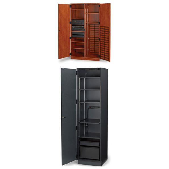 Fixed Media Storage Cabinets