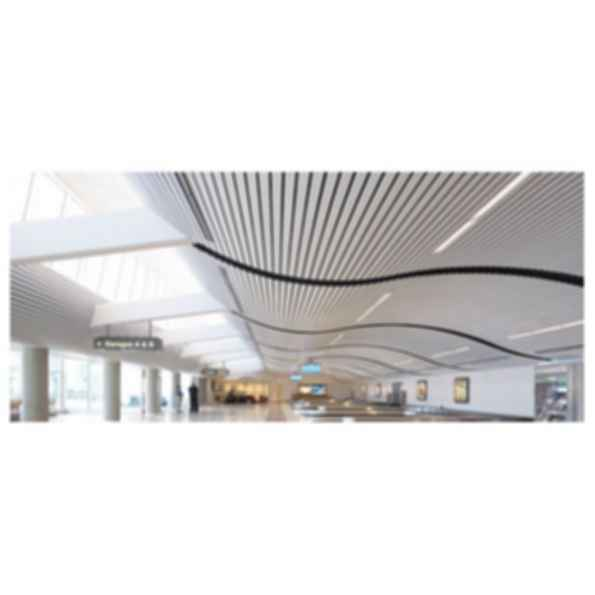 METALWORKS Linear Ceiling Panels