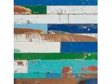 Aqua Boatwood Shiplap Teak Siding and Paneling