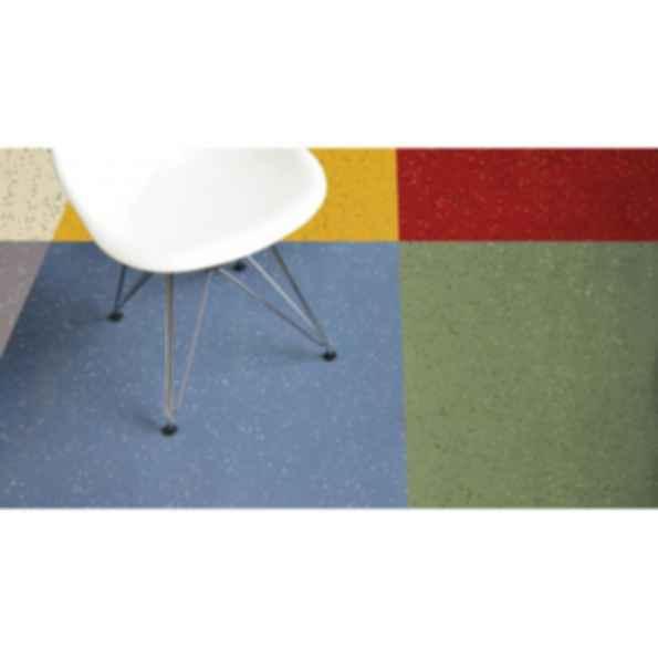 Endura Simply Smooth Flecksibles Rubber Flooring