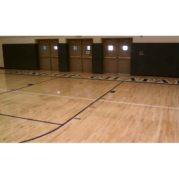 Eclipse® (Anchored) Gymnasium Flooring