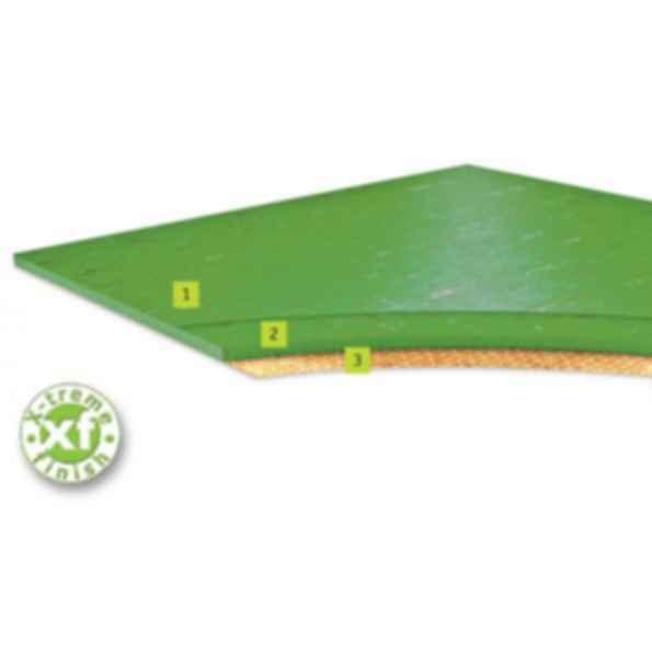 EcoPure 3.2 mm Linoleum Flooring