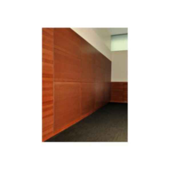 Ensemble All-in-One Composite Acoustic Wall