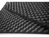 Echo Eliminator™ Cotton Soundwave Eggcrate Acoustical Panel