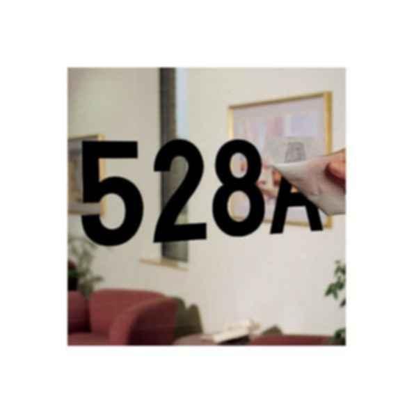 Vinyl Individual Die Cut Letters & Numbers