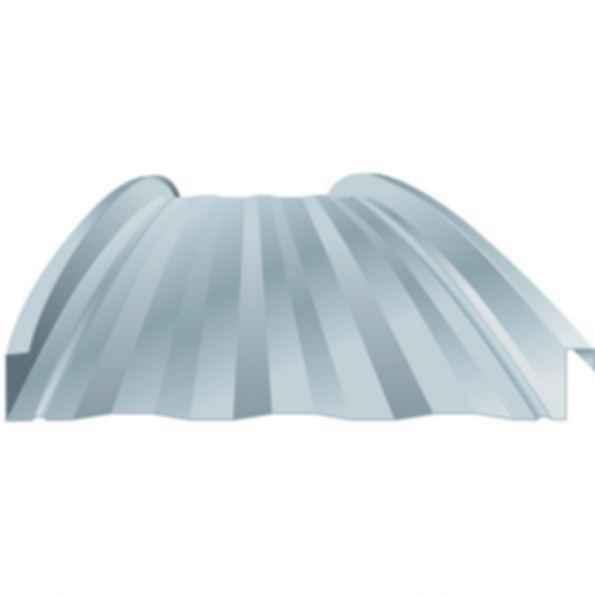 Curved BattenLok® Roof Panel