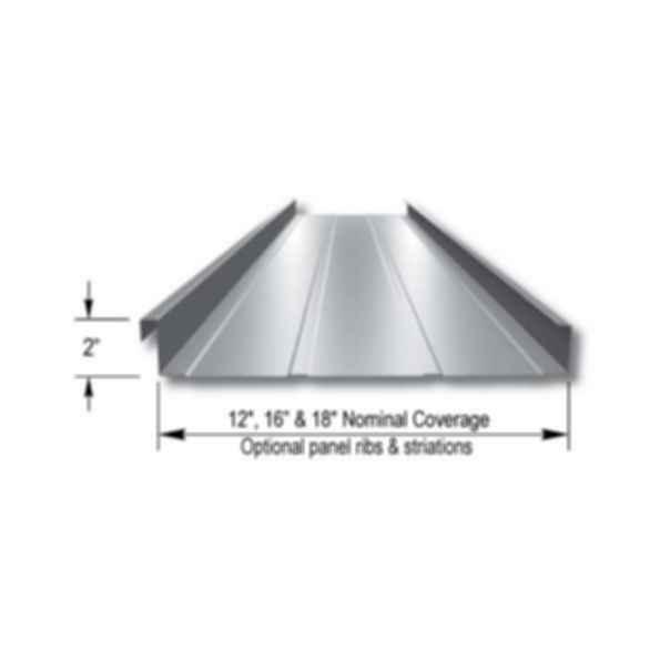 """2"""" ZIP-LOK Roof Panel"""