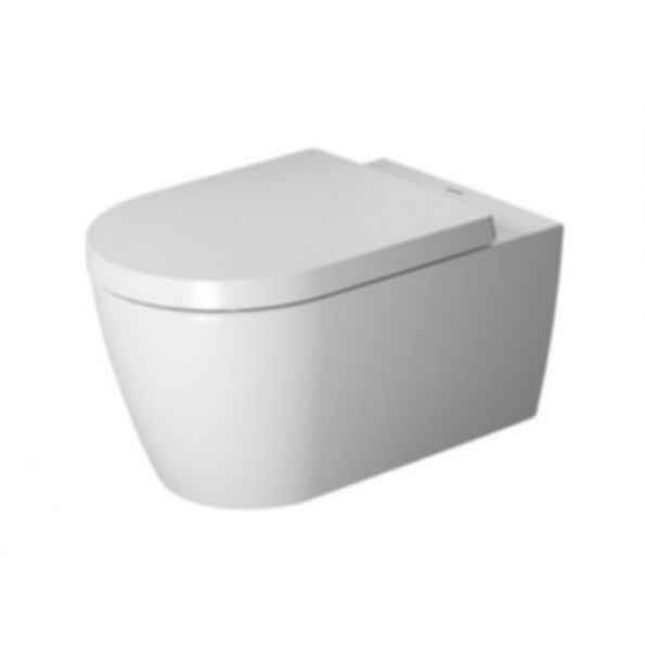 ME by Starck Wall Mounted Duravit Rimless® Toilet