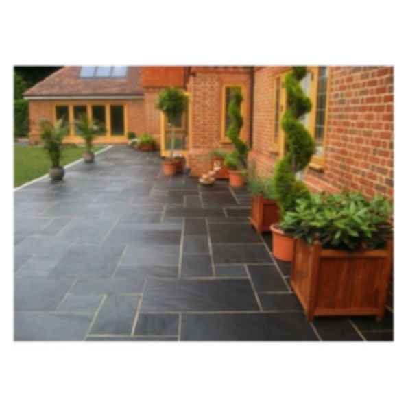 Buckingham Virginia Black Flooring Slate