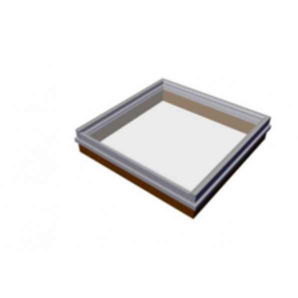 Low Profile Skylighting System