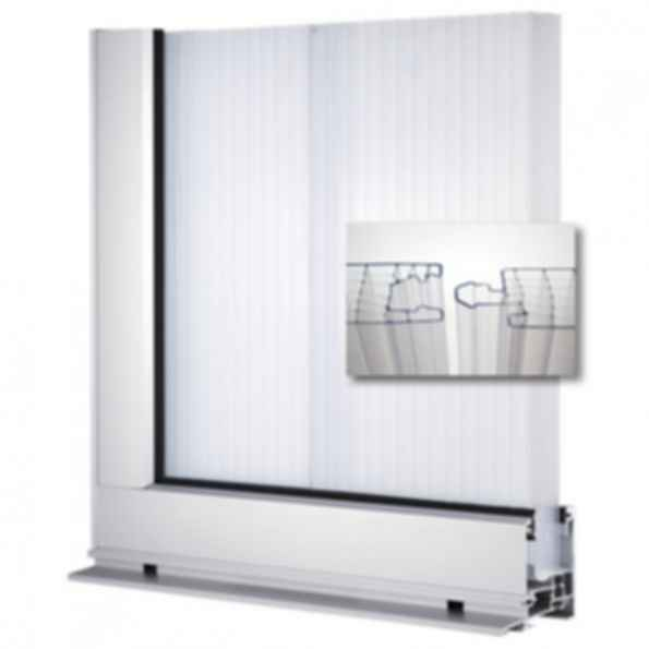 LumiWall Vertical Translucent Wall Panel