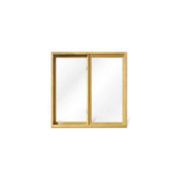 Aspire Series™ Wood Slider Windows