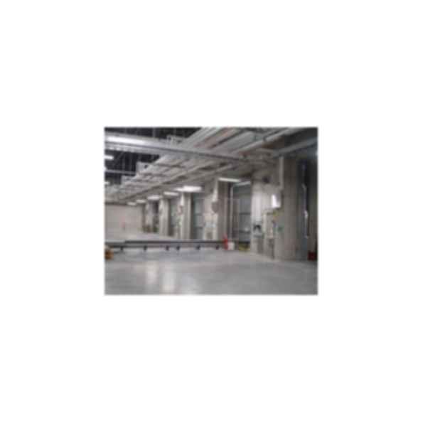 AMBICO Blast Resistant Steel Overhead Doors