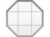 Builders Vinyl Fixed Window