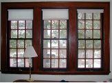 Innerglass Double Hung Window