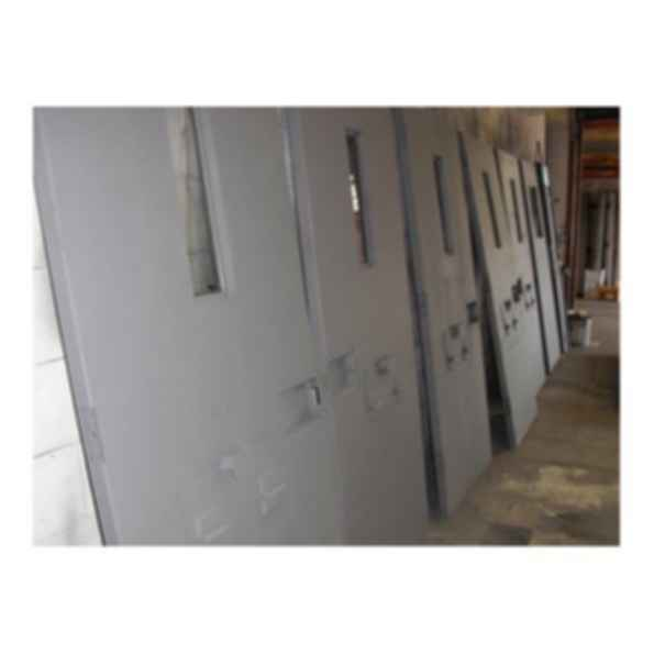Detention Doors and Frames