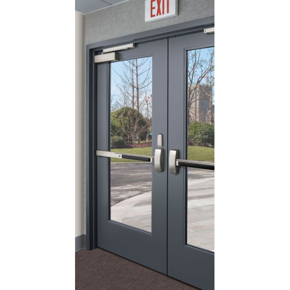 sc 1 st  Modlar & 767 Series Stile and Rail Metal Door - modlar.com