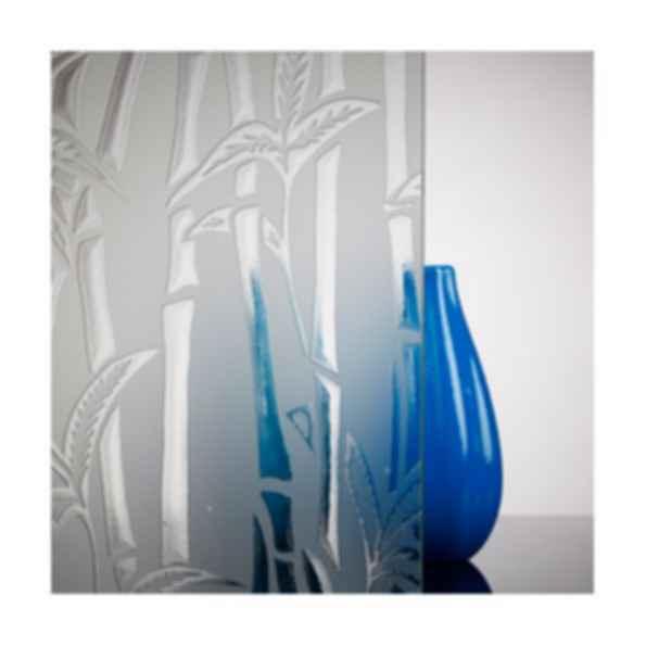 GGI Satin Etched Glass